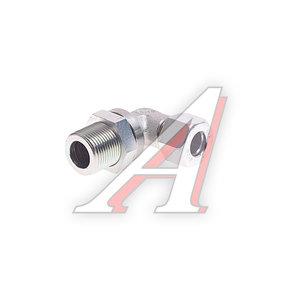 Штуцер соединительный угловой M22х12мм (фитинг резьбовой) HALDEX 032045209, 0518302040