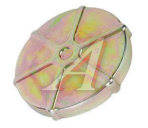 Крышка бака топливного МТЗ большая (металл) (А) 50-1103010-В