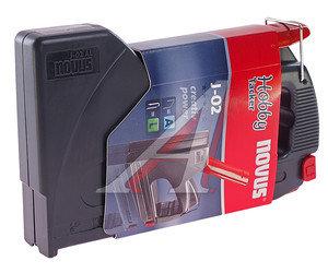 Степлер пластиковый 4-14мм (0.75мм) NOVUS NOVUS J02AL, 030-0416