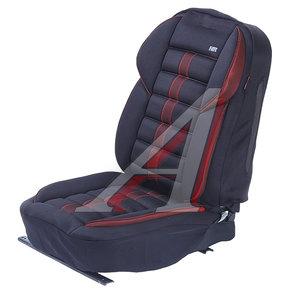 Авточехлы универсальные (М) полиэстр черно-красные GTR H&R 10521 H&R