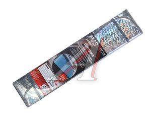 Шторка автомобильная солнцезащитная на лобовое стекло 130х60см Laser AVS 43099, AVS-111S