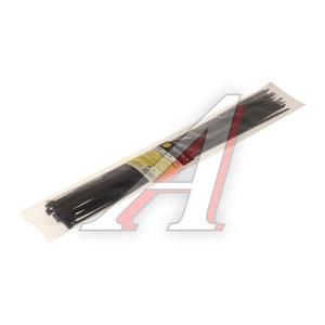 Хомут-стяжка 400х5.0 пластик черный (25шт.) ЭВРИКА ER-15402, CHS-5x400B-25
