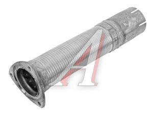 Металлорукав МАЗ в сборе (нержавеющая сталь) ГС 5337-1203187-02