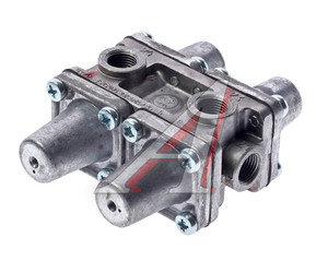 Клапан КАМАЗ,НЕФАЗ защитный 4-х контурный ТИМЕР 53215-3515400-10