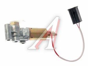 Клапан электромагнитный ЯМЗ привода вентилятора 24V (с ручным дублером, с прокладкой) РОДИНА КЭМ 32-23
