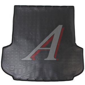 Коврик багажника MITSUBISHI Pajero Sport 3 (15-) полиуретан черный NOR NPA00-T59-703
