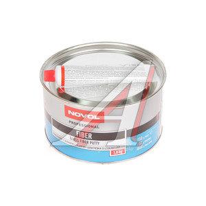 Шпатлевка со стекловолокном NOVOL FIBER 1.8кг NOVOL, 63953