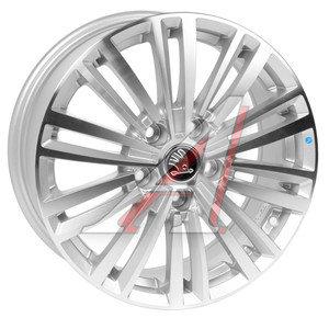 Диск колесный литой VW Passat (-14) SKODA Superb (-15),Yeti R16 SK57 SF REPLICA 5х112 ЕТ45 D-57,1