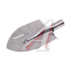 Лопата штыковая нержавеющая сталь без черенка ИСТОК ЛОП018
