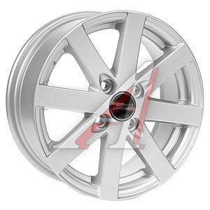 Диск колесный литой R14 S TECH Line 412 4x100 ЕТ43 D-67,1
