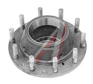 Ступица МАЗ задняя колеса дискового (10 отверстий) ОАО МАЗ 54326-3104006-01, 54326310400601