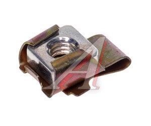 Гайка М6х1.0х3.2 фиксации фар автомобилей квадратная 292633/367526-П29, 367526-П29