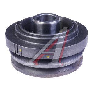 Шкив ГАЗ-3302 коленвала со ступицей комплект ЗМЗ 4025.1005050, 4025-01-0050500-10