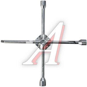 """Ключ баллонный крестообразный 17х19х22мм 1/2"""" L=390мм усиленный АВТОДЕЛО АВТОДЕЛО 34412, 13511"""