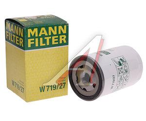 Фильтр масляный FORD JEEP MANN W719/27