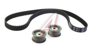 Ремень ГРМ ВАЗ-2112 комплект с роликами GATES K015539, 2112-1006040