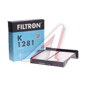 Фильтр воздушный салона SUBARU Forester,Impreza (07-12) FILTRON K1281, LA461, 72880-FG000