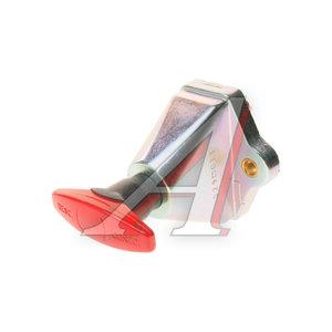 Выключатель массы DAF MAN SCANIA VOLVO 24V 600A красная ручка (металл) MONARK 083859011, 226151, 1589297