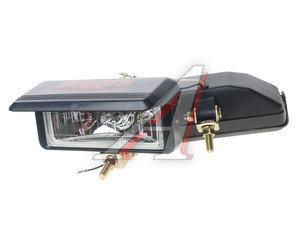 Фара дальнего света 12V 200х84мм с крышкой белая комплект SIRIUS NS-172W
