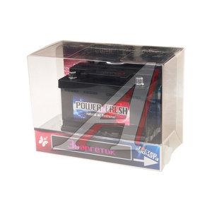 Ароматизатор на панель приборов гелевый (энергетик) Power fresh FKVJP POFR-163