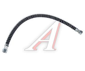 Шланг тормозной КАМАЗ-5425 в пружине (гайка-гайка) L=550мм ТМК 5425-3506060, 5425-3506060(550г+г)