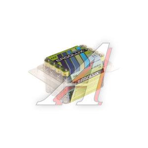 Батарейка AAA LR03 1.5V Alkaline блистер (по 1шт.) ERGOLUX EL-LR03(24)бл