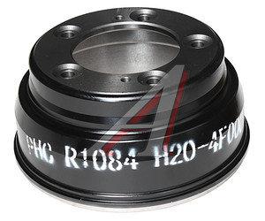 Барабан тормозной HYUNDAI Porter 2 задний (1шт.) VALEO PHC R1084, 58411-4F000