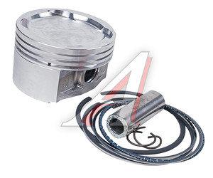 Поршень двигателя ЗМЗ-40904 d=95.5 (группа В) с поршневыми и ст.кольцами,пальцами 1шт. ЕВРО-3 ЗМЗ 40904.1004018-10-03, 4090-41-0040180-05