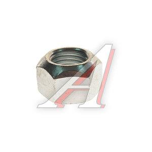 Гайка M24х3 болта крепления амортизатора/стремянки (самофиксирующая) FEBI 08119, 02.5220.74.12