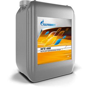 Масло гидравлическое МГЕ 46В 20л GAZPROMNEFT GAZPROMNEFT МГЕ 46В, 2389901286