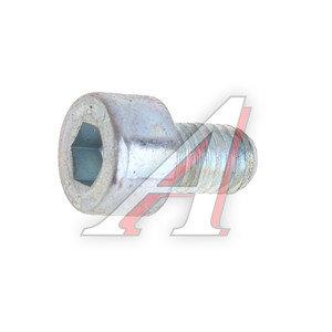 Болт М5х0.8х10 цилиндрическая головка внутренний шестигранник DIN912