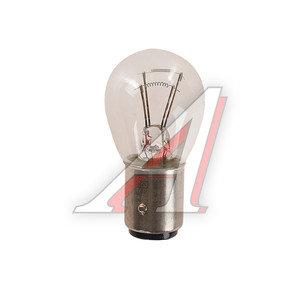 Лампа 24V P21/5W BAY15d двухконтактная OSRAM 7537, O-7537, А24-21+5