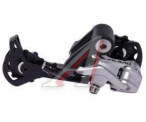 Переключатель велосипедный задний 9 скоростей, серебро SHIMANO ERDM430SGSS