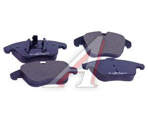 Колодки тормозные FORD S-Max,Galaxy LAND ROVER Freelander передние (4шт.) SANGSIN SP2101F, GDB1683