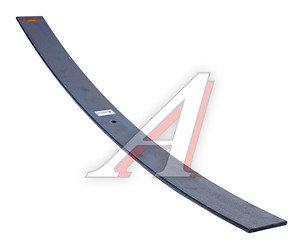 Лист рессоры МАЗ-500 дополнительной №1 L=1220мм ЧМЗ 500-2913101