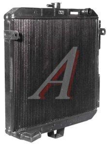 Радиатор ГАЗ-3310 Валдай медный 2-х рядный ЛРЗ 33104-1301010-30, ЛР33104-1301010-30