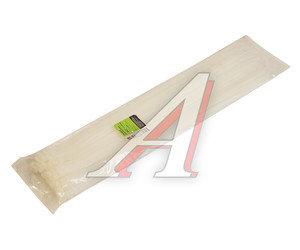 Хомут-стяжка 760х9.0 пластик белый (100шт.) FORTISFLEX 1009760, 50016
