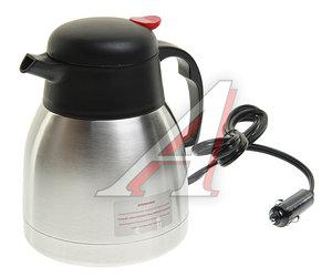Чайник автомобильный 12V 180Вт 0.9л стальной KOTO 12V-607