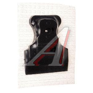 Шпатель 40х60х80мм резиновый черный набор FIT FIT-06850, 06850