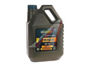 Масло дизельное М10Г2К мин.5л OIL RIGHT OIL RIGHT М10Г2К, 2502