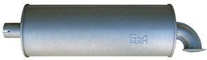 Глушитель УАЗ-3160 Баксан 3160-1201010