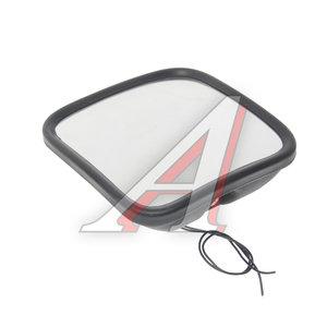 Зеркало боковое основное сферическое с подогревом 180х180мм V2/АТ-3064/H, AT33065
