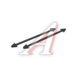 Крепление BMW 3 (E46) заглушки крюка буксировочного OE 51118122335