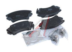 Колодки тормозные OPEL Insignia (08-),Astra J GTC передние (R17) (4шт.) TRW GDB1783, 1605434