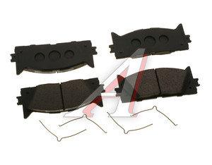 Колодки тормозные TOYOTA Camry V50 (11-) передние (4шт.) OE 04465-33471