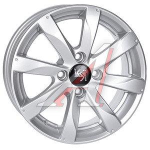 Диск колесный литой LADA Granta,Kalina,Priora R14 Джемини КС-480 БП K&K 4х98 ЕТ40 D-58,5
