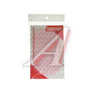 Коврик на панель приборов противоскользящий 140х85см розовый SKYWAY S00401022