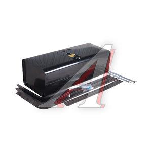 Бак топливный МАЗ 350л (450х600х1400) с комплектом для установки+РТИ в сборе (без ДУТ,ТЗ) БАКОР 5336-1101010СБ, Б5336-1101010К2, 5336-1101010