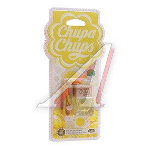 Ароматизатор подвесной жидкостный (лайм и лимон) CHUPA CHUPS CHP102