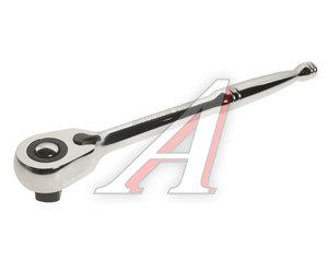 """Ключ трещотка 1/2"""" 72 зуба 250мм металлическая рукоятка для работ в ограниченном пространстве JTC JTC-3446"""